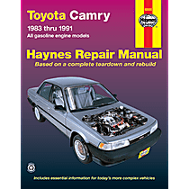 Haynes 92005 Repair Manual - Repair manual, Sold individually