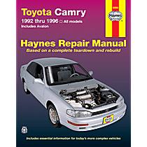 Haynes 92006 Repair Manual - Repair manual, Sold individually