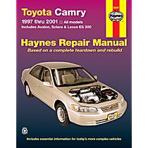 Haynes 92007 Repair Manual - Repair manual, Sold individually