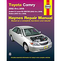 Haynes 92008 Repair Manual - Repair manual, Sold individually