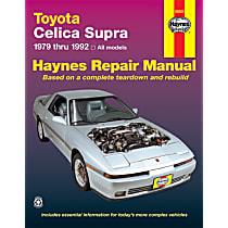 Haynes 92025 Repair Manual - Repair manual, Sold individually