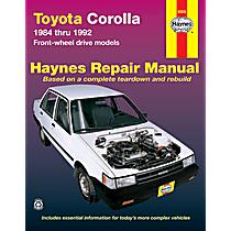 Haynes 92035 Repair Manual - Repair manual, Sold individually