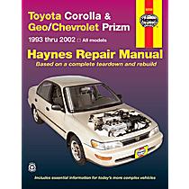 Haynes 92036 Repair Manual - Repair manual, Sold individually