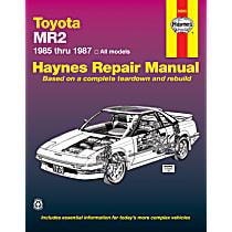 Haynes 92065 Repair Manual - Repair manual, Sold individually