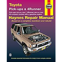 Haynes 92075 Repair Manual - Repair manual, Sold individually