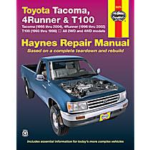 Haynes 92076 Repair Manual - Repair manual, Sold individually