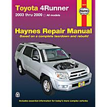 Haynes 92079 Repair Manual - Repair manual, Sold individually