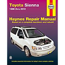 Haynes 92090 Repair Manual - Repair manual, Sold individually