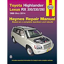 Haynes 92095 Repair Manual - Repair manual, Sold individually