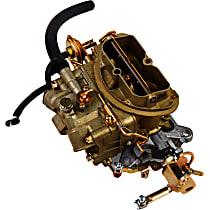 0-4792 Carburetor 350 CFM Factory Muscle Car Replacement 70-71 Chrysler 340 Remote Choke
