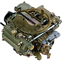 0-80452 Carburetor 600 CFM Stock Replacement Electric Choke Vacuum Secondaries 4160, 1975-1980 E250/E350 Econoline 1976-1979 F-150/F250/F350