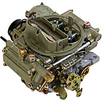 Holley Carburetor 600 CFM Stock Replacement Electric Choke Vacuum Secondaries 4160, 1968-1970 Ford Custom 1969-1970 Ford Country Sedan