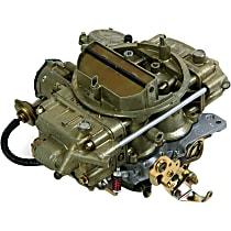 0-80555C Carburetor 650 CFM Classic Spreadbore Design Electric Choke Vacuum Secondaries