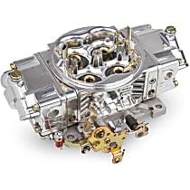 0-82651SA Carburetor 650 CFM Aluminum Street HP Mechanical Secondaries 4150