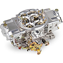 Holley Carburetor 650 CFM Aluminum Street HP Mechanical Secondaries 4150