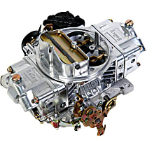 0-83570 570 CFM Street Avenger Aluminum Electric Choke Vacuum Secondaries 4150