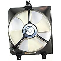A/C Condenser Fan - Passenger Side, 6 Cyl. Engine