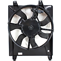 A/C Condenser Fan - Passenger Side, 2.7L/3.3L Engine, Without Tow Package