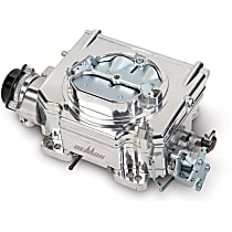 Holley 1900 Carburetor - Shining silver, Aluminum, Universal, Sold individually