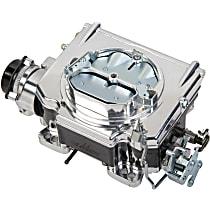 Holley 1901 Carburetor - Shining silver, Aluminum, Universal, Sold individually