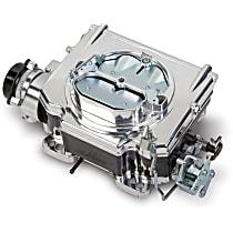 Holley 1904 Carburetor - Shining silver, Aluminum, Universal, Sold individually