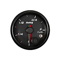 Holley 26-614 Fuel Gauge - Universal, Sold individually