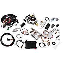 Holley 550-200 Fuel Injection Kit - Natural, Universal, Kit