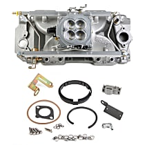 Holley 550-702 Fuel Injection Kit - Natural, Direct Fit, Kit