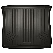 Husky Liners Weatherbeater 21141 Cargo Mat - Black, Rubberized/Thermoplastic, Molded Cargo Liner, Direct Fit, Sold individually
