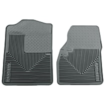 51042 Gray Floor Mats, Front Row