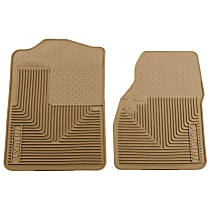 51043 Tan Floor Mats, Front Row