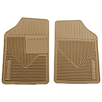 51053 Tan Floor Mats, Front Row