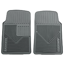 51062 Gray Floor Mats, Front Row
