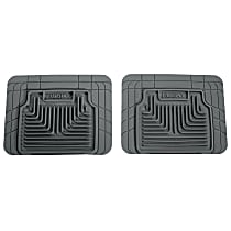 Gray Floor Mats Second or Third Row