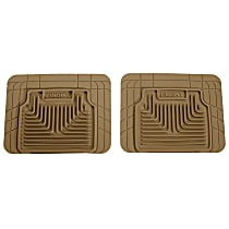 Tan Floor Mats Second or Third Row