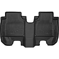 Black Floor Mats, Second Row