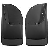 57401 Rear, Driver and Passenger Side Mud Flaps, Set of 2
