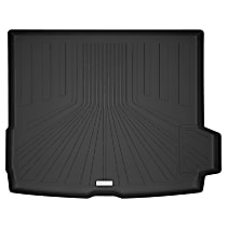Husky Liners MOGO Cargo Mat - Black, Made of Rubberized/Thermoplastic, Molded Cargo Liner, Direct Fit, Sold individually