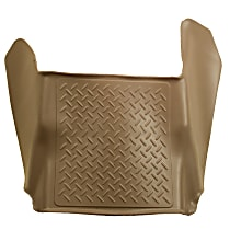Tan Floor Mats, Center Hump