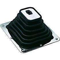 Hurst 1147494 Shift Boot - Black, Rubber, Universal, Sold individually