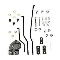 3733157 Shifter Installation Kit - Natural, Steel, Direct Fit
