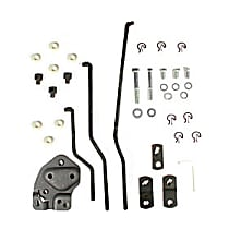 Hurst 3733157 Shifter Installation Kit - Natural, Steel, Direct Fit
