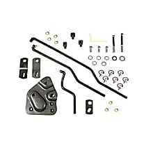 Hurst 3733162 Shifter Installation Kit - Natural, Steel, Direct Fit
