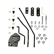 Hurst 3733163 Shifter Installation Kit - Natural, Steel, Direct Fit