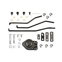 3734297 Shifter Installation Kit - Natural, Steel, Direct Fit