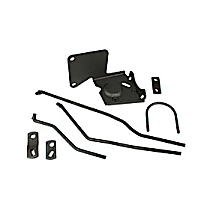 3734529 Shifter Installation Kit - Natural, Steel, Direct Fit