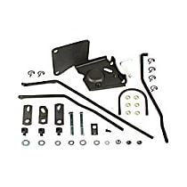 Hurst 3734531 Shifter Installation Kit - Natural, Steel, Direct Fit