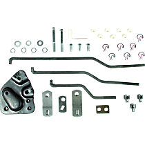 3734648 Shifter Installation Kit - Natural, Steel, Direct Fit