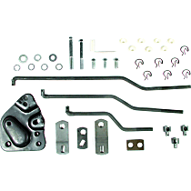 Hurst 3734648 Shifter Installation Kit - Natural, Steel, Direct Fit