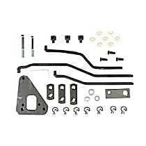 Shifter Installation Kit - Natural, Steel, Direct Fit